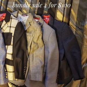 Other - [Bundle] 4 Boys blazers